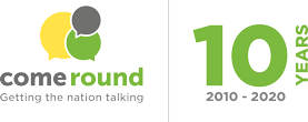 Come Round Logo